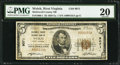 National Bank Notes:West Virginia, Welch, WV - $5 1929 Ty. 1 McDowell County NB Ch. # 9071. ...