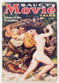 Saucy Movie Tales - May 1936 (Movie Digest) Condition: VG