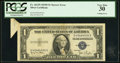 Error Notes:Attached Tabs, Fr. 1613N $1 1935D Silver Certificate. PCGS Very Fine 30.. ...