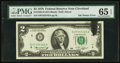 Error Notes:Ink Smears, Fr. 1935-D $2 1976 Federal Reserve Note. PMG Gem Uncirculated 65EPQ.. ...