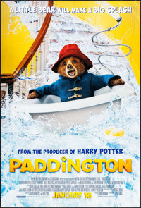 "Paddington & Others Lot (Weinstein, 2014). One Sheets (4) (27"" X 40"") DS Advance. Comedy. ... (Total: 4 It..."