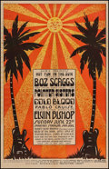 "Movie Posters:Rock and Roll, Hot Fun in the Sun featuring Boz Scaggs (Morning Sun Productions,1975). Concert Poster (22.5"" X 35""). Rock and Roll.. ..."