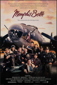 "Memphis Belle (Warner Brothers, 1990). One Sheet (27"" X 40"") SS. War"