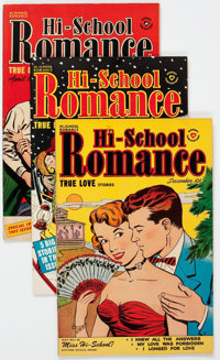 Harvey Golden and Silver Age Romance Comics File Copies Group of 44 (Harvey, 1950-63) Condition: Average FN/VF.... (Tota...