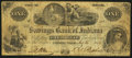 Obsoletes By State:Indiana, Connersville, IN- Savings Bank of Indiana $1 Aug. 23, 1854. ...