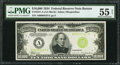 Fr. 2231-A $10,000 1934 Federal Reserve Note. PMG About Uncirculated 55 Net