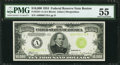 Small Size:Federal Reserve Notes, Fr. 2231-A $10,000 1934 Federal Reserve Note. PMG AboutUncirculated 55.. ...