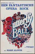 """Movie Posters:Rock and Roll, The Butterfly Ball (Metropolitan, 1977). Belgian (14.25"""" X 21.75"""").Rock and Roll.. ..."""