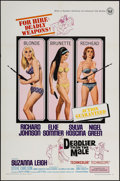 "Movie Posters:Bad Girl, Deadlier Than the Male & Other Lot (Universal, 1967). One Sheets (2)(27"" X 41""). Bad Girl.. ... (Total: 2 Items)"