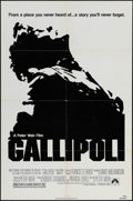 "Movie Posters:War, Gallipoli & Others Lot (Paramount, 1981). One Sheets (3) (27"" X41""). War.. ... (Total: 3 Items)"