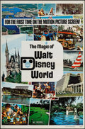 "Movie Posters:Short Subject, The Magic of Walt Disney World & Others Lot (Buena Vista,1972). One Sheets (3) (27"" X 41""). Short Subject.. ... (Total: 3Items)"