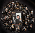 "Movie Posters:James Bond, GoldenEye (Merlin Collections, 1995). Box of Sealed Magicaps (5.5"" X 5.5"" X 7.25""). James Bond.. ..."