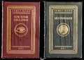 """Movie Posters:James Bond, For Your Eyes Only & Moonraker by Ian Fleming (Easton Press, 2005). Sealed Hardcover Books (2) (Multiple Pages, 5.25"""" X 7.5""""... (Total: 2 Items)"""