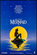 "Movie Posters:Animation, The Little Mermaid & Other Lot (Buena Vista, 1989). Mini Posters (3) (17.5"" X 26"", 13.5"" X 20"") SS. Animation.. ... (Total: 3 Items)"