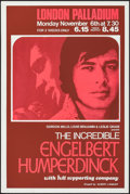 "Movie Posters:Rock and Roll, Engelbert Humperdinck Concert Poster Lot (Various, 1970s). ConcertPosters (3) (12.5"" X 20"", 14"" X 22"" & 20"" X 30""). Rock an...(Total: 3 Items)"