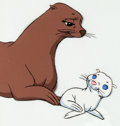 Animation Art:Production Cel, The White Seal Production Cel Group of 3 (Chuck Jones Productions, 1974).... (Total: 3 Items)