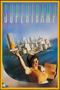 "Movie Posters:Rock and Roll, Supertramp: Breakfast in America (A&M, 1979). Album Poster (24""X 36""). Rock and Roll.. ..."