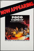 "Movie Posters:Rock and Roll, Deliverin' by Poco (Epic, 1971). Album Poster (22.25"" X 33). Rockand Roll.. ..."