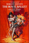 """Movie Posters:Musical, The Royal Ballet (Rank, 1960). British One Sheet (27"""" X 40""""). Musical.. ..."""