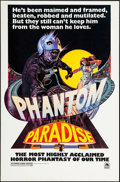 "Movie Posters:Horror, Phantom of the Paradise (20th Century Fox, 1975). One Sheet (27"" X41"") Style C. Horror.. ..."