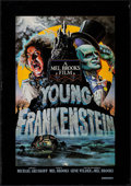 """Movie Posters:Comedy, Young Frankenstein (20th Century Fox, 1974). Special PromotionalPoster (34.25"""" X 49""""). Comedy.. ..."""