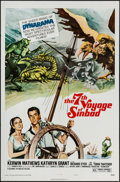 """Movie Posters:Fantasy, The 7th Voyage of Sinbad (Columbia, R-1975). One Sheet (27"""" X 41"""") Style B. Fantasy.. ..."""