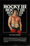 """Movie Posters:Sports, Rocky III & Others Lot (United Artists, 1982). One Sheets (4) (27"""" X 41""""). Sports.. ... (Total: 4 Items)"""