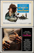 "Movie Posters:Mystery, The Private Life of Sherlock Holmes & Others Lot (UnitedArtists, 1970). Half Sheets (5) (22"" X 28""). Mystery.. ... (Total:5 Items)"