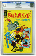Bronze Age (1970-1979):Cartoon Character, Bullwinkle #8 File Copy (Gold Key, 1973) CGC NM+ 9.6 Off-white towhite pages. This is currently the highest grade awarded b...