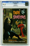 Bronze Age (1970-1979):Horror, Dark Shadows #10 File Copy (Gold Key, 1971) CGC NM- 9.2 Off-whitepages. Overstreet 2005 NM- 9.2 value = $80. CGC census 1/0...
