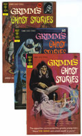 Bronze Age (1970-1979):Horror, Grimm's Ghost Stories Group (Gold Key, 1972-75) Condition: AverageVF/NM. This group contains issues #2, 3, 4, 7, 8, 9, 11, ...(Total: 12)