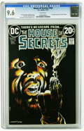 Bronze Age (1970-1979):Horror, House of Secrets #103 (DC, 1973) CGC NM+ 9.6 White pages. One pagegag strip by Sergio Aragones. Bernie Wrightson cover. Ric...