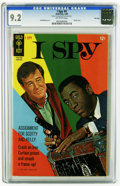 Silver Age (1956-1969):Mystery, I Spy #4 File Copy (Gold Key, 1968) CGC NM- 9.2 Off-white pages.Photo cover of Robert Culp and Bill Cosby. Al McWilliams ar...