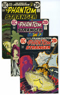 Bronze Age (1970-1979):Horror, The Phantom Stranger Group (DC, 1973-75) Condition: Average FN/VF.This group lot of the early revamp of the Phantom Strange...(Total: 26)