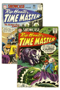 Silver Age (1956-1969):Miscellaneous, Showcase #25-26 Group (DC, 1960). Lot includes #25 (Rip Hunter ...Time Master; Joe Kubert cover and art; GD, large amount o... (2Comic Books)