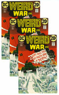 Bronze Age (1970-1979):War, Weird War Tales #9 Multiple Copies Group (DC, 1972) Condition: Average VF. Includes 20 copies of issue #9. Cover by Nick Car... (Total: 20)
