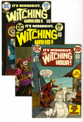 Silver Age (1956-1969):Horror, Witching Hour Group (DC, 1972-75) Condition: Average FN/VF. Includes issues #23 (four copies), 35, 36 (five copies), 39 (fou... (Total: 22)