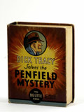 Platinum Age (1897-1937):Miscellaneous, Big Little Book 1137 Dick Tracy Solves the Penfield Mystery(Whitman, 1934) Condition: FN+. Hardcover, by Chester Gould. Com...