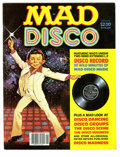 Magazines:Mad, Mad Disco #nn (EC, 1980) Condition: VF. Includes Mad Disco record.Jack Rickard cover. Jack Davis, Mort Drucker, and Don Mar...
