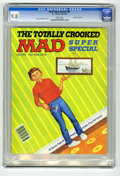 Magazines:Mad, Mad Special #60 Gaines File pedigree (EC, 1987) CGC NM/MT 9.8 Whitepages. Richard Williams cover. Overstreet 2005 NM- 9.2 v...