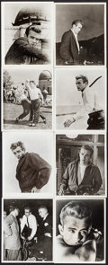 """Movie Posters:Drama, Rebel without a Cause (1980s). Restrike Photos (127) (approx. 8"""" X 10""""). Drama.. ... (Total: 127 Items)"""