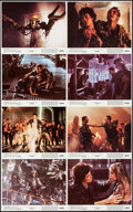 """Movie Posters:Science Fiction, Aliens (20th Century Fox, 1986). Mini Lobby Card Set of 8 (8"""" X10""""). Science Fiction.. ... (Total: 8 Items)"""