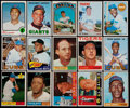 Baseball Cards:Lots, 1960-74 Topps Baseball Stars & HoFers Collection (46)....