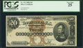Large Size:Silver Certificates, Fr. 311 $20 1880 Silver Certificate PCGS Very Fine 25.. ...