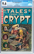 Golden Age (1938-1955):Horror, Tales From the Crypt #29 Gaines File Pedigree 11/12 (EC, 1952) CGCNM+ 9.6 Off-white to white pages....