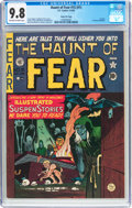 Golden Age (1938-1955):Horror, Haunt of Fear #15 (#1) Gaines File Copy (EC, 1950) CGC NM/MT 9.8Off-white to white pages....