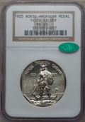 1925 Medal Norse Thick Planchet MS65 PCGS. CAC. PCGS Population (219/43). NGC Census: (0/0)