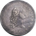 1794 $1 B-1, BB-1, R.4 -- Altered Surfaces -- PCGS Secure Genuine. XF Details....(PCGS# 39972)