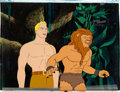 Animation Art:Production Cel, New Adventures of Flash Gordon Production Cel Group of 7(Filmation, 1979).... (Total: 13 Items)