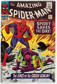 The Amazing Spider-Man #40 (Marvel, 1966) Condition: FN